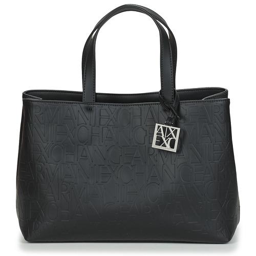 Bags Women Handbags Armani Exchange MANI Black