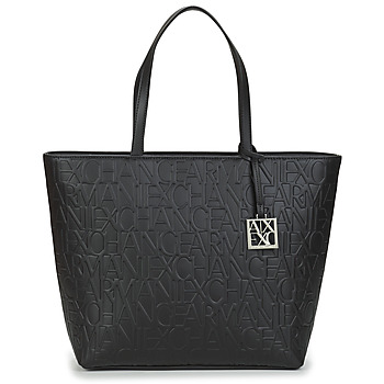 Bags Women Shoulder bags Armani Exchange MANO Black