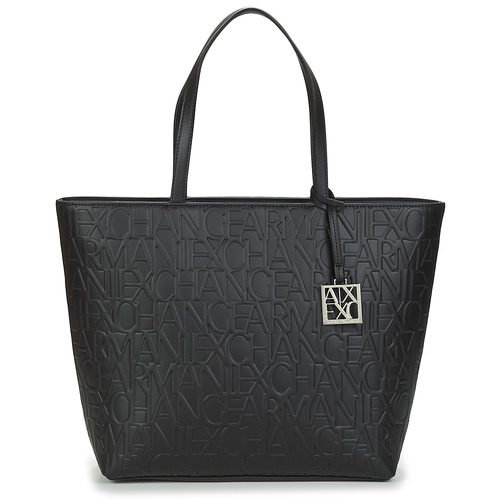 Bags Women Shopper bags Armani Exchange MANO Black