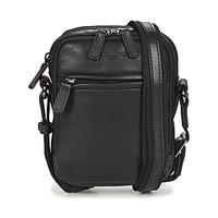 Bags Men Pouches / Clutches Hexagona JORIS Black