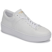 Shoes Women Low top trainers Jim Rickey CLOUD FAT White