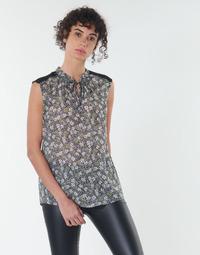 material Women Blouses Ikks BQ11015-57 Multicolour