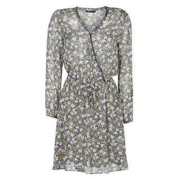 material Women Short Dresses Ikks BQ30035-57 Multicolour