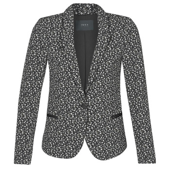 material Women Jackets / Blazers Ikks BQ40025-03 Black