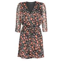 material Women Short Dresses Ikks BQ30095-03 Multicolour