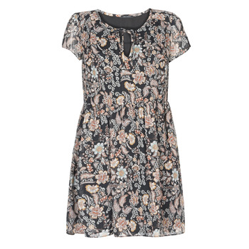material Women Short Dresses Ikks BQ30145-03 Multicolour