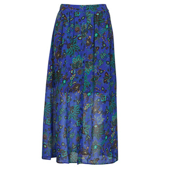 material Women Skirts One Step ALIZE Blue / Green