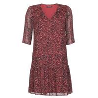 material Women Short Dresses One Step RINDA Bordeaux