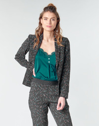 material Women Jackets / Blazers One Step NELLY Black
