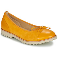 Shoes Women Ballerinas Gabor KRINE Yellow
