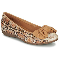 Shoes Women Ballerinas Gabor KASTIPI Python