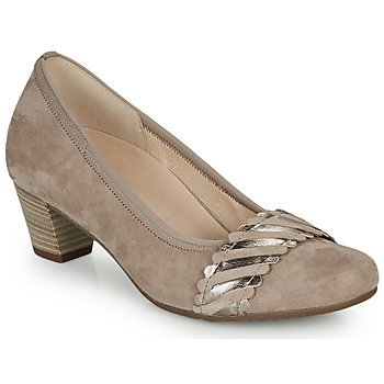 Shoes Women Court shoes Gabor KEBAME Beige
