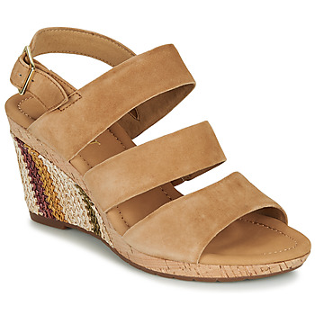 Shoes Women Sandals Gabor KARAMBA Brown