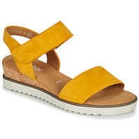 Shoes Women Sandals Gabor KARIBITOU Yellow