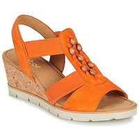 Shoes Women Sandals Gabor KALINA Orange