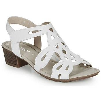 Shoes Women Sandals Gabor KELELE White