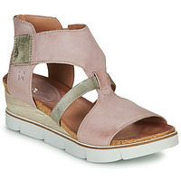 Shoes Women Sandals Dream in Green LIRATIMO Pink