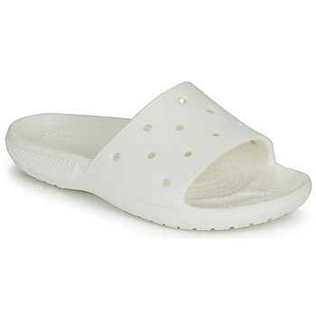 Shoes Tap-dancing Crocs CLASSIC CROCS SLIDE White