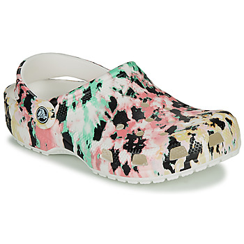 Shoes Clogs Crocs CLASSIC TIE DYE MANIA CLOG Multicolour