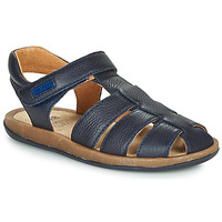 Shoes Children Sandals Camper BICHO Blue / Marine