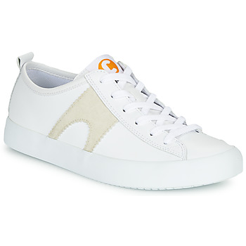 Shoes Women Low top trainers Camper IRMA COPA White