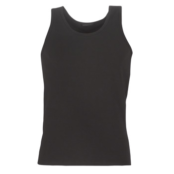 material Men Tops / Sleeveless T-shirts Eminence 3E27-6107 Black