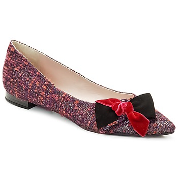 Shoes Women Ballerinas Magrit Rosy Knot Multicolour / Pink