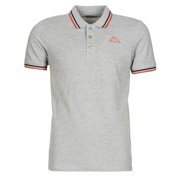 material Men short-sleeved polo shirts Kappa ESMO Grey