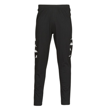 material Men Tracksuit bottoms Kappa KOLRIK Black