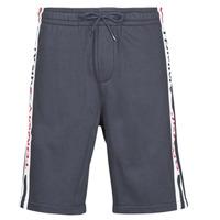 material Men Shorts / Bermudas Tommy Jeans TJM BRANDED TAPE SHORT Marine