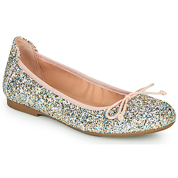 Shoes Girl Ballerinas Acebo's 9807LU-RAME Multicolour