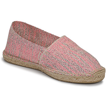 Shoes Women Espadrilles Pare Gabia VP FLUO Pink / White