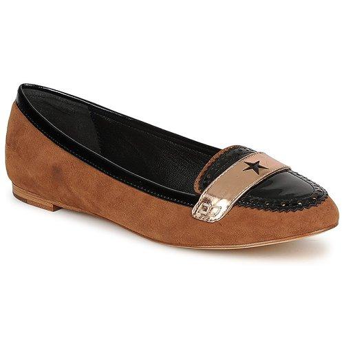 Shoes Women Loafers C.Petula KING Camel