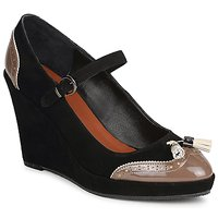 Shoes Women Court shoes C.Petula MAGGIE Black
