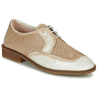Shoes Women Derby shoes Hispanitas LONDRES Beige / White