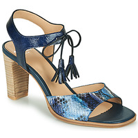 Shoes Women Sandals Perlato RUBY Blue