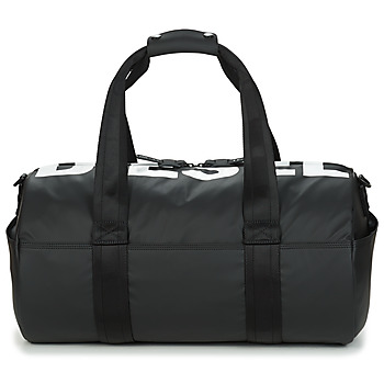 Bags Men Luggage Diesel F-BOLD-DUFFLE Black / White