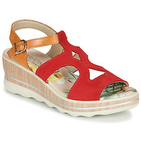 Shoes Women Sandals Dorking YAP Red