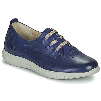 Shoes Women Low top trainers Dorking SILVER Blue