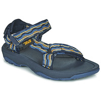 Shoes Boy Sandals Teva HURRICANE XLT2 Blue / Marine