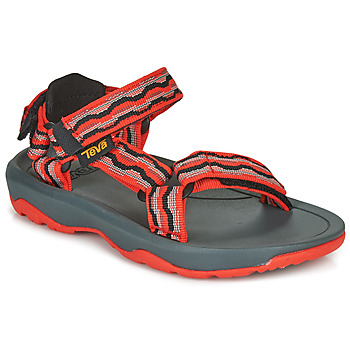 Shoes Girl Sandals Teva HURRICANE XLT2 Red / Black