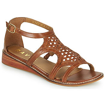 Shoes Women Sandals Ravel CARDWELL Tan