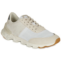 Shoes Women Low top trainers Sorel KINETIC LITE LACE White