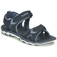 Shoes Children Sandals Hummel SANDAL SPORT JR Blue