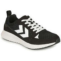 Shoes Men Low top trainers Hummel COMPETITION Black
