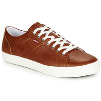 Shoes Men Low top trainers Levi's WOODWARD Brown