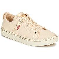 Shoes Women Low top trainers Levi's SHERWOOD S LOW Beige