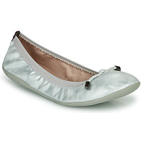 Shoes Women Ballerinas Les Petites Bombes AVA Silver