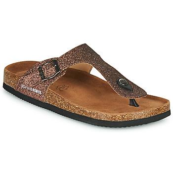Shoes Women Mules Les Petites Bombes TANIA Bronze