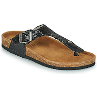 Shoes Women Flip flops Les Petites Bombes TANIA Black